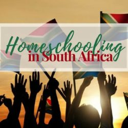 HOMESCHOOLING IN SOUTH AFRICA